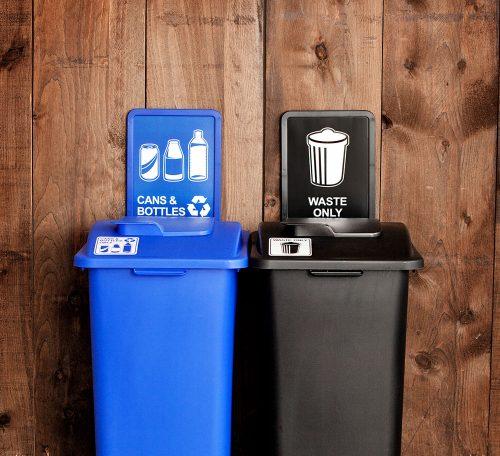 Îlot de récupération Waste watcher