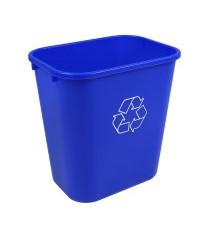 Corbeille de recyclage / déchets 26 L