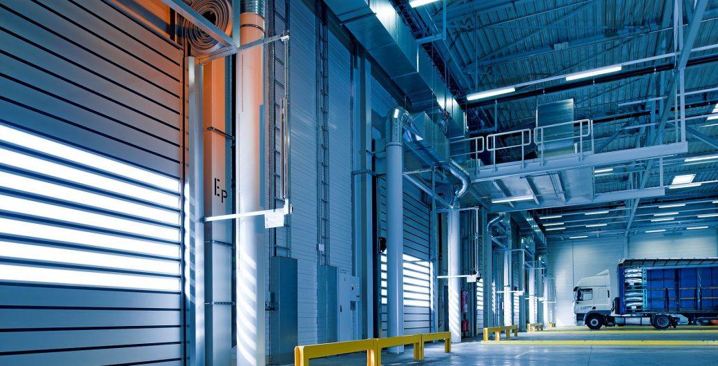 Poubelles pour espace industriel NI Produits