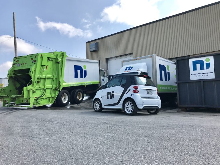 Services NI Corporation : Conseils, Collecte, Location de matériel
