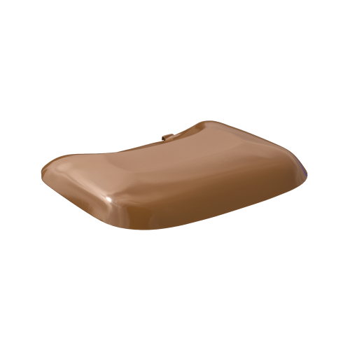 NI Products - Latch for Mobilia Lid brown