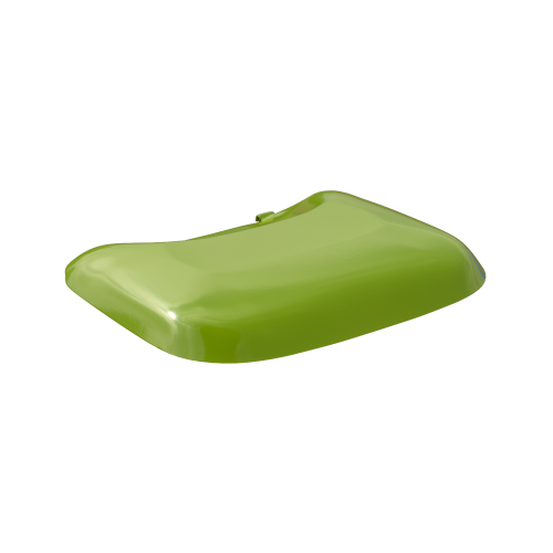 NI Products - Latch for Mobilia Lid green