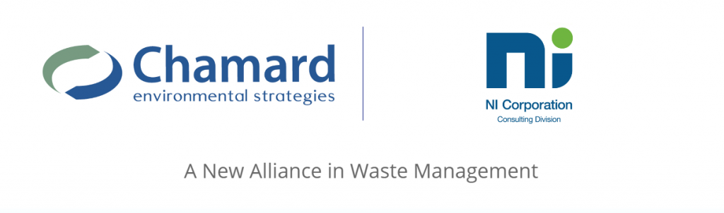 Chamard - NI Corporation - Consulting division Waste management