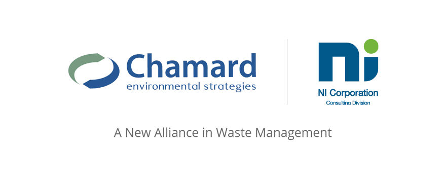 Consulting services NI Corporation Chamard environmental strategies