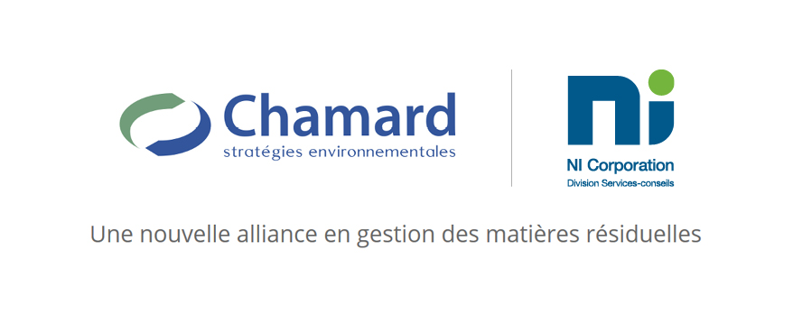 services-conseils NI Corporation Chamard