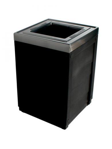 Îlot de tri sélectif Evolve Cube 1 voie NI produits