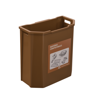 Organic matter Container Le Mousquetaire NI Products