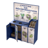 NI Products Hazardous Waste Sorting Kiosk