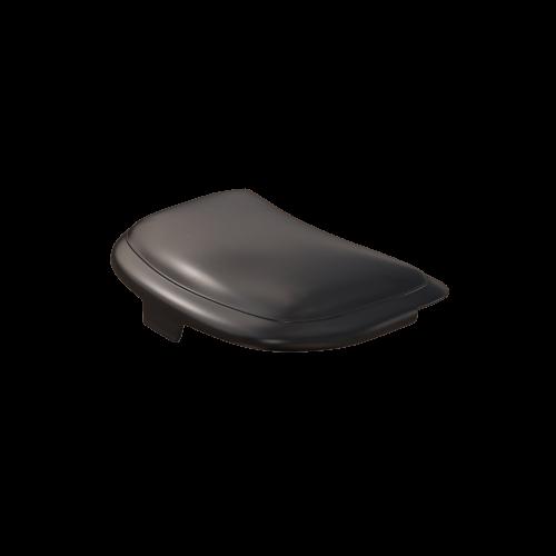 NI Produits - Couvercle noir pour la petite corbeille TriSource 4 litres