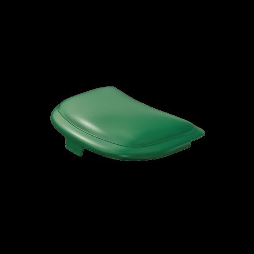 NI Produits - Couvercle vert pour la petite corbeille TriSource 4 litres