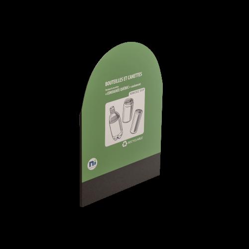 NI Produits - Dosseret pour le MultiPlus Gris Consignes