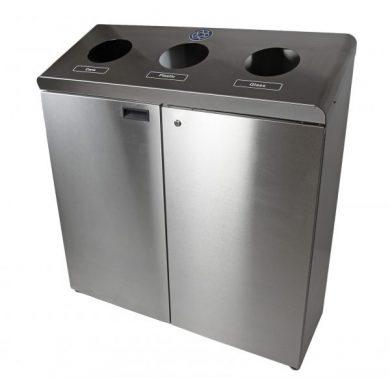 NI Produits - Station de recyclage Frost 3 voies de 67 litres