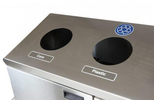 NI Produits - Station de recyclage Frost 3 voies de 67 litres 3