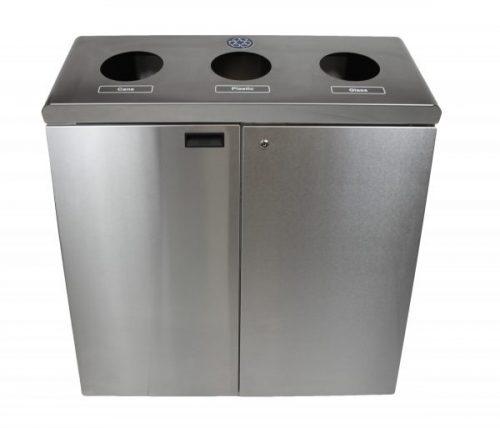 NI Produits - Station de recyclage Frost 3 voies de 67 litres 4