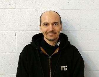 Jean-François L'Écuyer, Production and Deliveries Manager