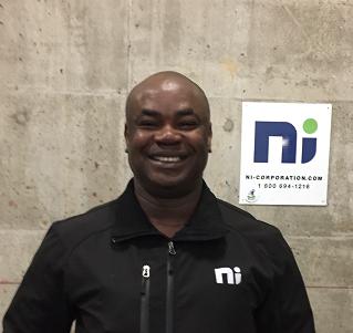 Maxime Kouamé, Chef d'équipe terrain des commis à la récupération