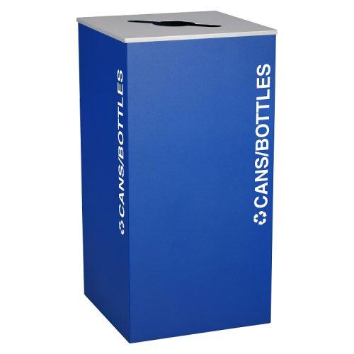 NI Produits - Module de tri Bleu Kaleidoscope 136 Litres pour les Consignes