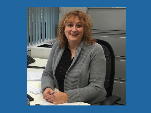 Claudette Tomé, Responsable des achats et de l'inventaire, NI Produits Inc.