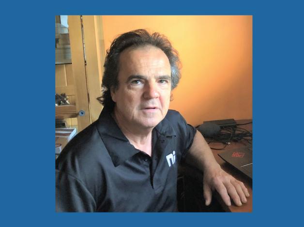 Yvan Lacroix, Responsable de la production et de la logistique de l'entrepôt, NI Produits Inc.
